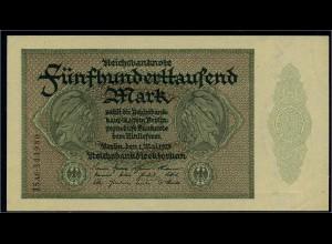 5Tsd. Mark 1923 Reichsbanknote siehe Beschreibung (103750)