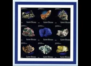GUINEA-BISSAU 2001 Block postfrisch (106177)