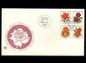 SUEDAFRIKA 1979 FDC gestempelt (106182)