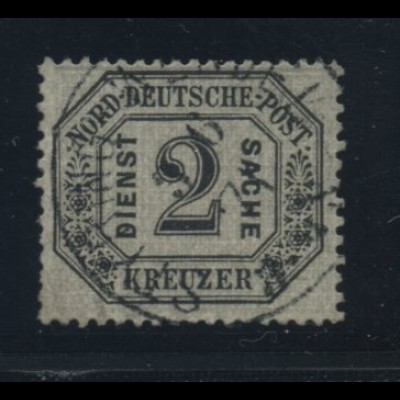 NDB 1870 Nr D7 gestempelt (106925)