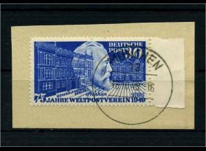 BUND 1949 Nr 116 gestempelt (107147)