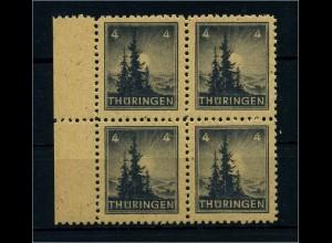 SBZ 1945 Nr 93AXv postfrisch (108195)