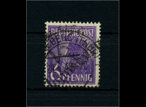 SBZ 1948 Nr 167 III gestempelt (108328)