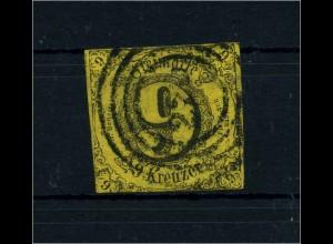 THURN+TAXIS 1852 Nr 10 gestempelt (108754)