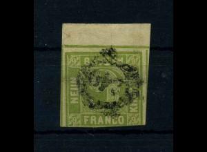 BAYERN 1850 Nr 5 gestempelt (109422)