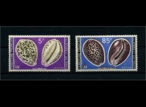 TAAF 1977 Nr 171-172 postfrisch (110242)