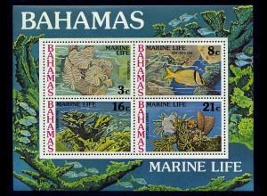 BAHAMAS 1977 Bl.20 postfrisch (110261)