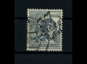 SBZ 1948 Nr 170VIII gestempelt (110450)