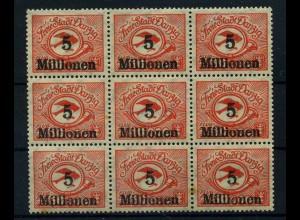 DANZIG 1923 Nr 180FI postfrisch (110546)