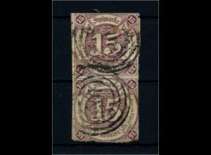 THURN + TAXIS 1859 Nr 24 gestempelt (110695)