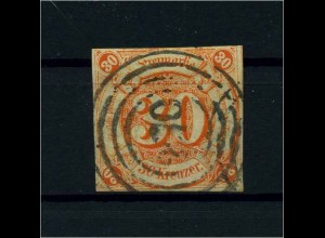 THURN+TAXIS 1859 Nr 25 gestempelt (110711)