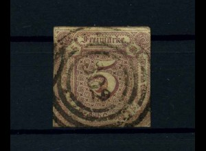 THURN+TAXIS 1859 Nr 18 gestempelt (110712)