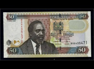 KENYA Banknote 2006 bankfrisch/unzirkuliert (111149)