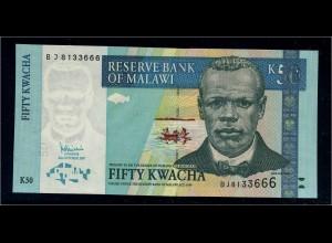 MALAWI Banknote 2007 bankfrisch/unzirkuliert (111153)