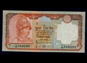 NEPAL Banknote bankfrisch/unzirkuliert (111158)