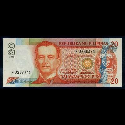 PHILIPPINEN Banknote 2008 bankfrisch/unzirkuliert (111166)