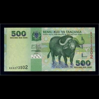 TANSANIA Banknote bankfrisch/unzirkuliert (111168)