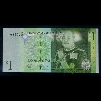 TONGA Banknote bankfrisch/unzirkuliert (111169)