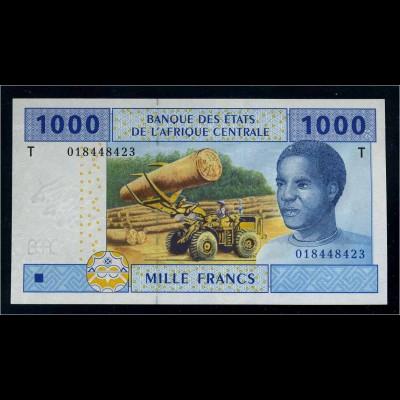 ZENTRALAFRIK.STAATEN Banknote bankfrisch/unzirkuliert (111172)