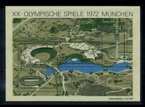 BUND 1972 Bl.7 I gestempelt (111749)