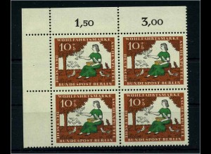 BERLIN 1965 Nr 266 I postfrisch (111790)