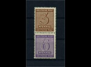 SBZ 1945 SZd3 postfrisch (112918)