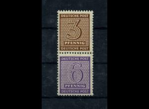 SBZ 1945 SZd3 postfrisch (112919)