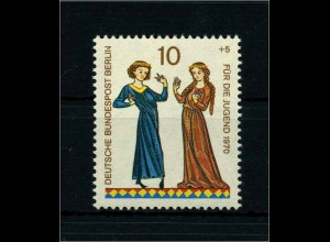 BERLIN 1970 Nr 354 I postfrisch (113360)
