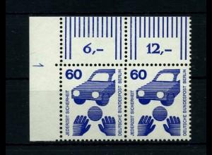 BERLIN 1971 Nr 409 DZ postfrisch (113380)