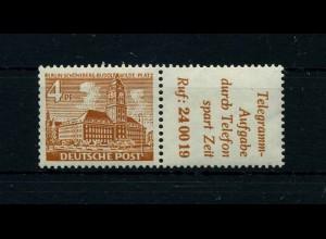 BUND 1955 ZD S29 postfrisch (113498)