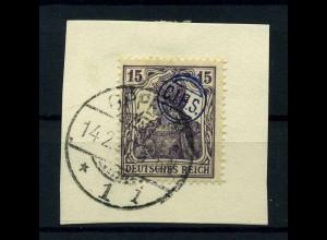 OBERSCHLESIEN 1920 Nr 7 siehe Beschreibung (113912)