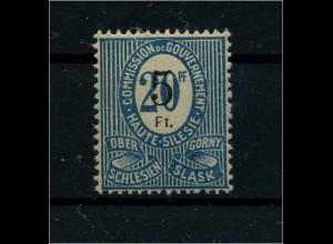 OBERSCHLESIEN 1920 Nr 10 VI siehe Beschreibung (113922)