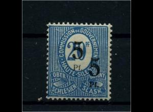 OBERSCHLESIEN 1920 Nr 10 VIII siehe Beschreibung (113928)