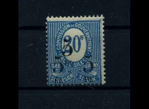 OBERSCHLESIEN 1920 Nr 10 IX siehe Beschreibung (113932)