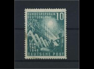 BUND 1949 Nr 111 siehe Beschreibung (115988)