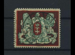 DANZIG 1921 Nr 87X gestempelt (116480)