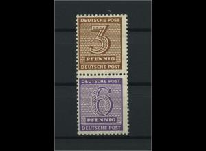 SBZ 1945 SZd3 postfrisch (116828)