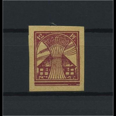 SBZ 1945 Nr 17U postfrisch (116854)