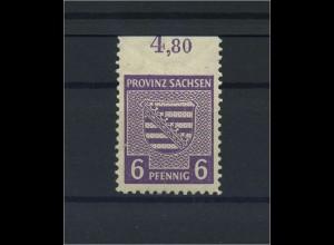 SBZ 1945 Nr 69XB postfrisch (116886)