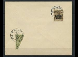 DP IN POLEN 1916 Nr 1 siehe Beschreibung (117734)