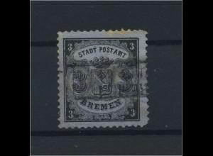 BREMEN 1866 Nr 11 gestempelt (117749)