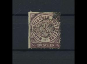 NDB 1868 Nr 1 gestempelt (118234)