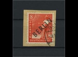 BERLIN 1948 Nr 3 gestempelt (118465)