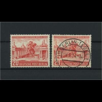 BERLIN 1954 Nr 116 gestempelt (118478)