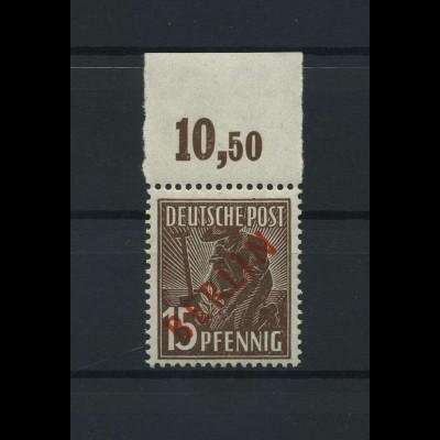 BERLIN 1949 Nr 25 postfrisch (118479)