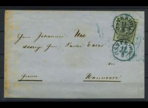 HANNOVER 1850 Nr 2 siehe Beschreibung (118868)