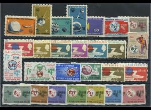 FERNMELDE-UNION Lot postfrisch (119556)