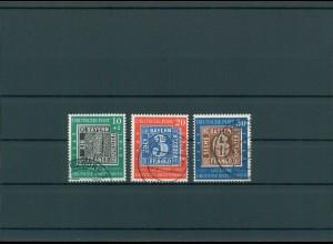 BUND 1949 Nr 113-115 gestempelt (200025)