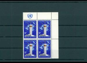 UNO NEW YORK 1967 Nr 179 postfrisch (200751)