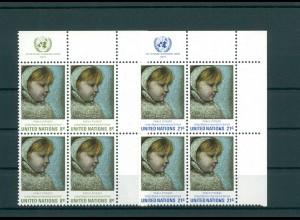UNO NEW YORK 1971 Nr 240-241 postfrisch (200781)
